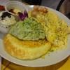 八王子 Green room cafeでハワイアンパンケーキを食べてみた。