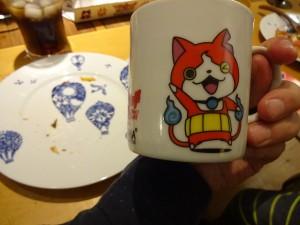 ピザーラのマグカップ